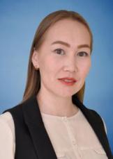 Борисова Нюргуяна Павловна