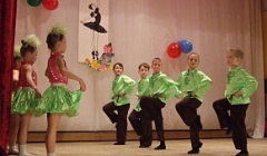 """Белорусский танец """"Крыжачок"""""""