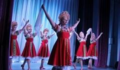 """Русский танец """"Платочек"""""""